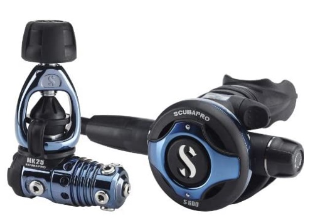 Scubapro MK25 Titanium Regulator Dive Equipment Guide