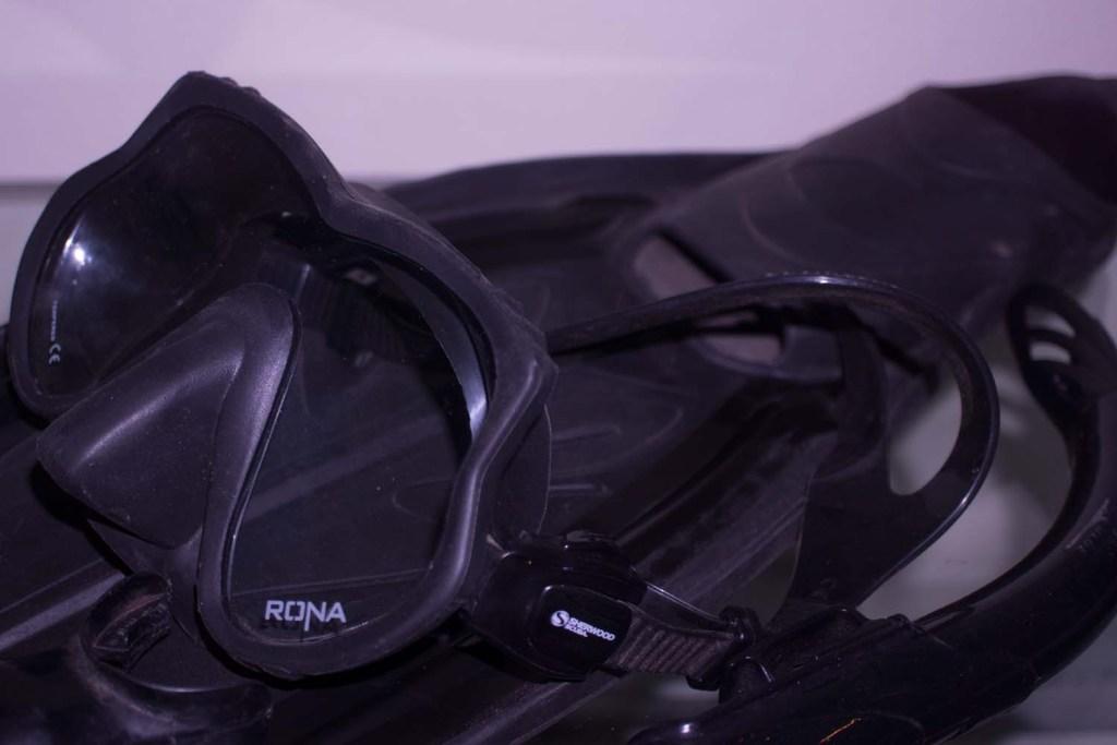 Mask Snorkel Set