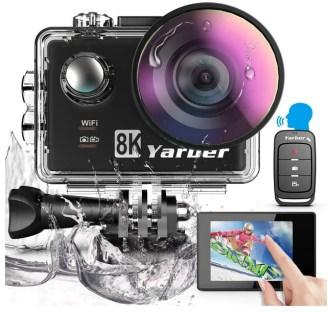 Yarber Caméra Sport