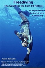 first 10 meters in freediving