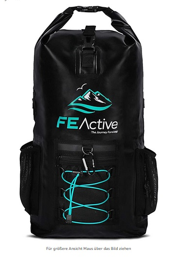 FE Active Dry Bag Trockenrucksack - 20L