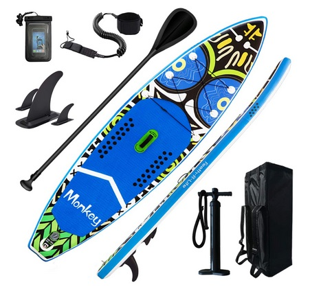 FEATH-R-LITE Inflatable 11' SUP