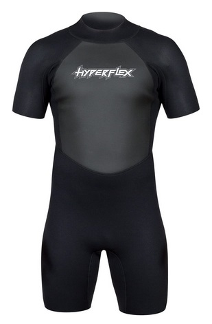 HYPERFLEX Men's and Women's 2.5mm Shorty