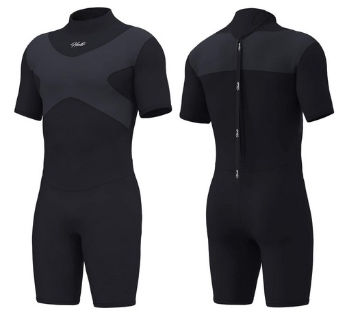Hevto Men's Shorty Wetsuit 3mm