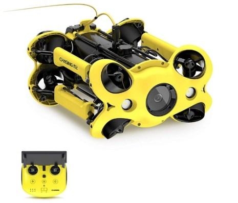 M2 Underwater drone ROV