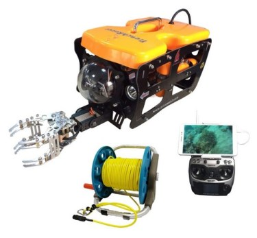 ThorRobotics Underwater Drone ROV