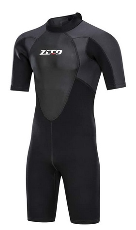 ZCCO Men's Wetsuits 3mm Neoprene Shorty
