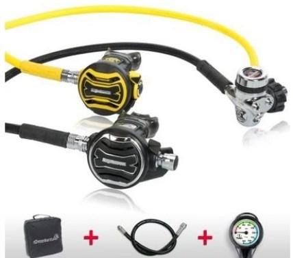 Apeks Régulateur de respiration XTX 200 XTX 40 - Kit confort