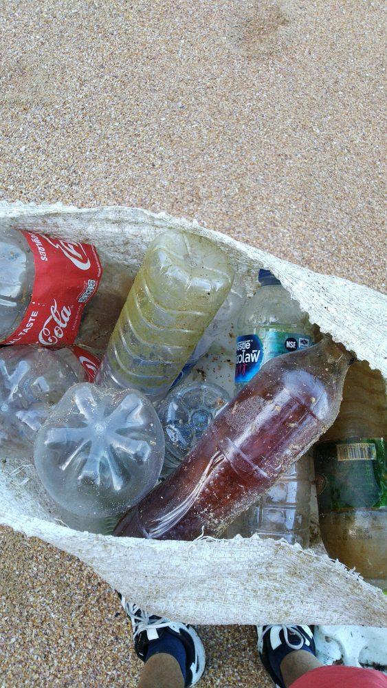 World Oceans Day Beach Cleanup Welttag der Ozeane 2021
