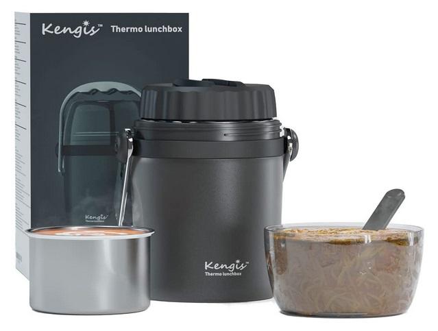 Kengis Thermobehälter Für Essen Warme Speißen