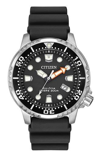 Citizen BN0150-28E Montre de plongée pour Homme à énergie Solaire