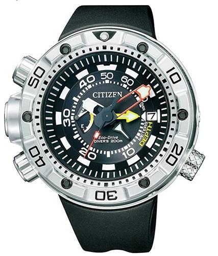 Citizen Watch BN2021-03E Montre de plongée