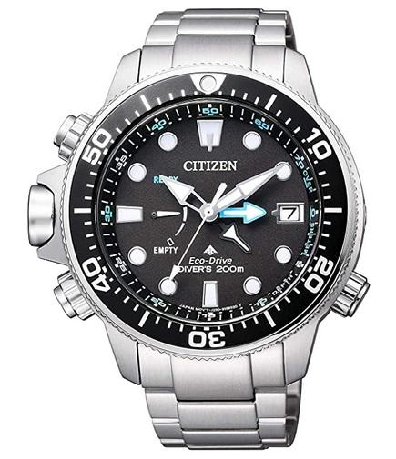 Citizen Watch BN2031-85E Montre de Plongée
