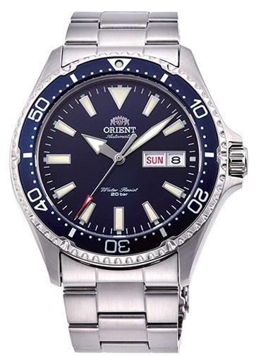 Orient Dive watch Men's Kamasu Stainless Steel