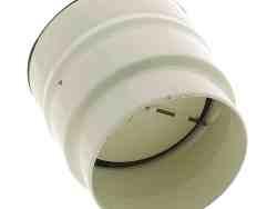 Clapet Anti Retour 100mm Blanc Confort