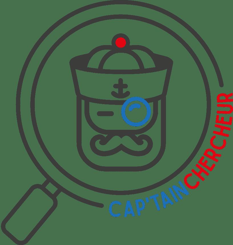 Cap'tain Chercheur Icon