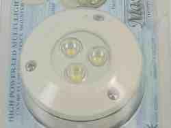 Plafonnier Spot LED 3 x 1… Confort