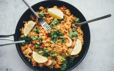 Stir Fried Rice from the Pantry