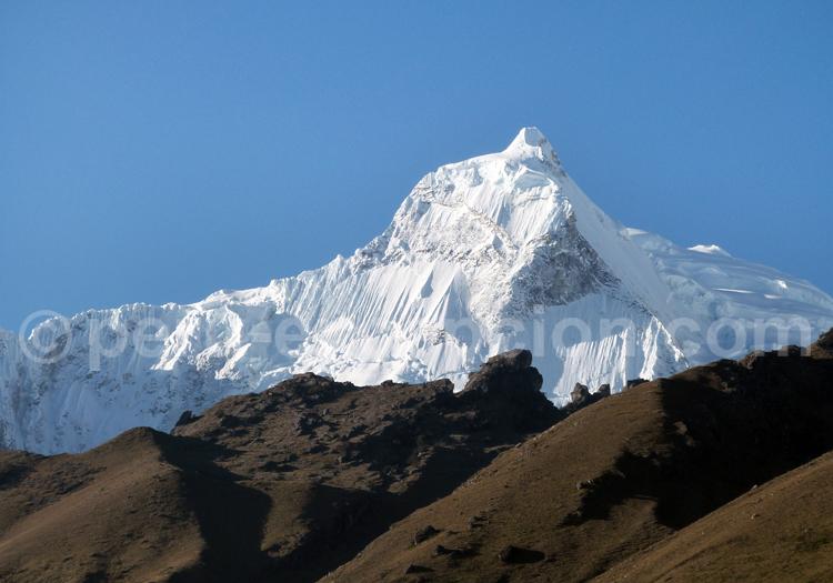 Alpamayo Montagne Pérou
