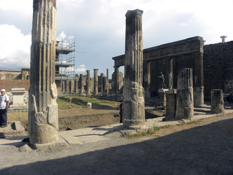 temple apolon Naples