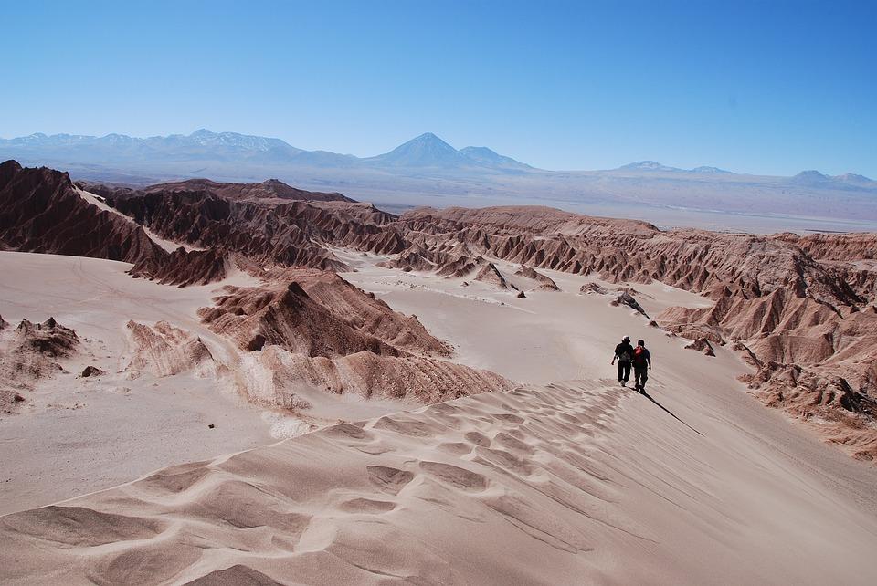 désert chilien