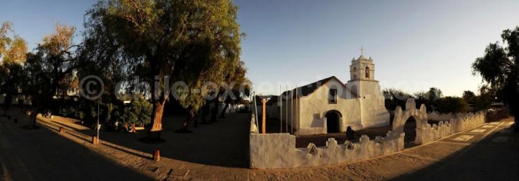 Eglise San Pedro de Atacama Chili