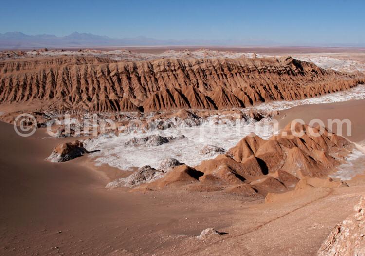 Vallée de la Lune Atacama Chili