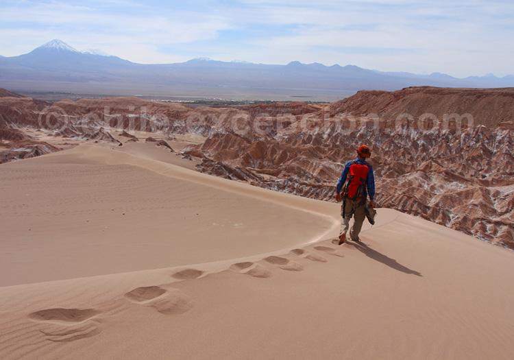 Vallée de la mort Chili