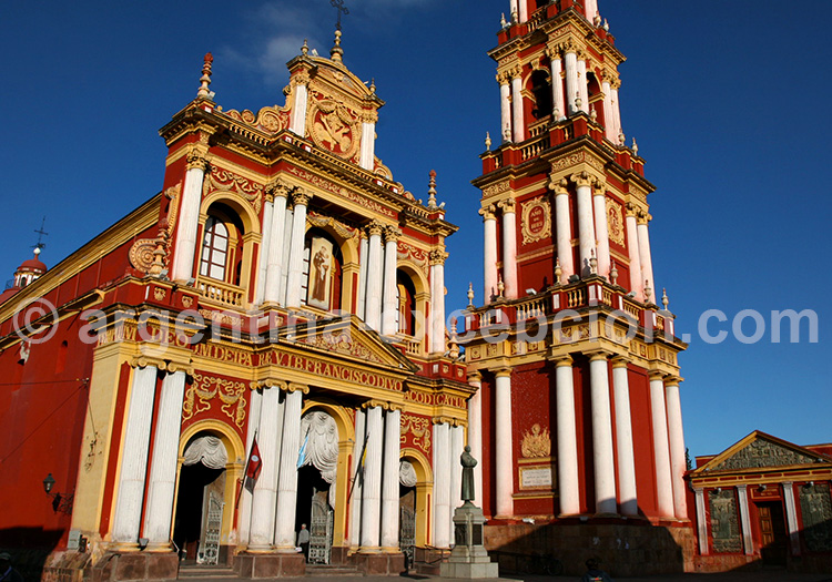 Iglesia San Fransisco Buenos Aires