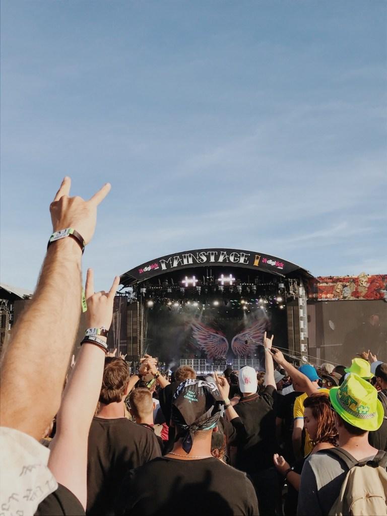 hellfest festival metal clisson