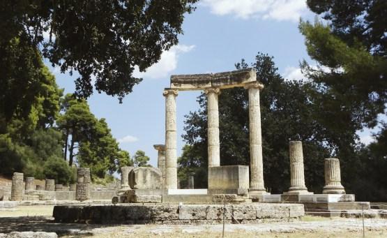 site et monuments anciens à voir en grèce