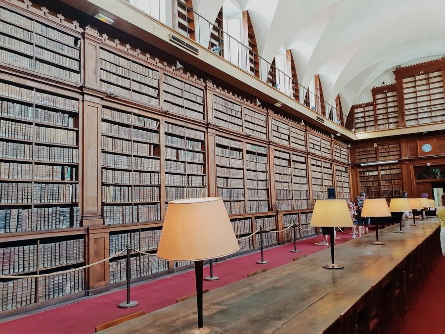bibliotheque municipale ajaccio