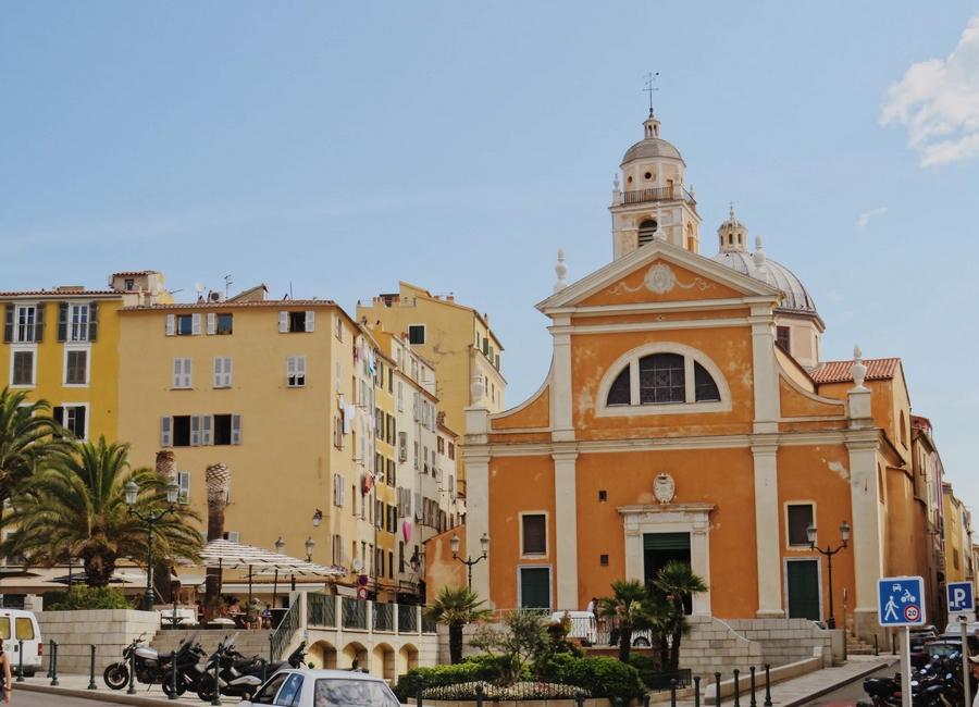 cathedrale santa maria assunta ajaccio