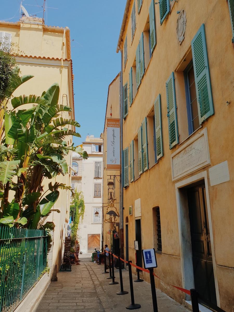 musee national maison bonaparte ajaccio