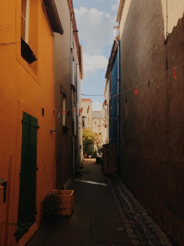 trentemoult village pecheurs facades colorées nantes