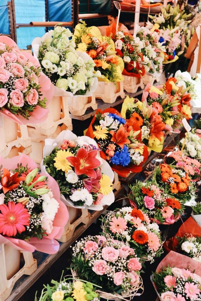 marché aux fleurs nice cours saleya