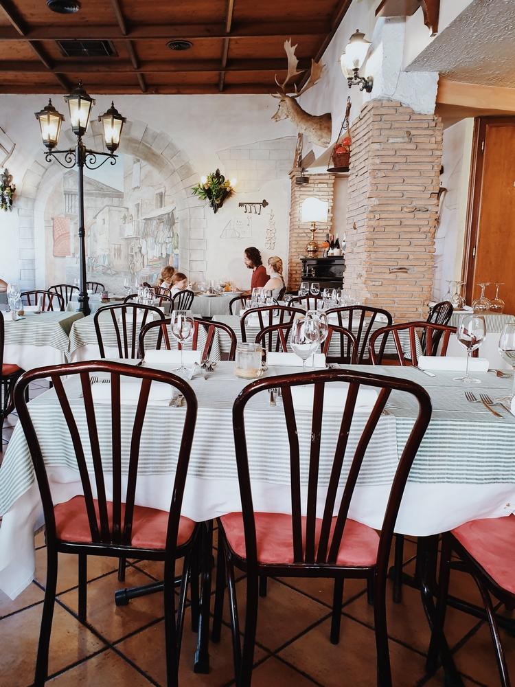 restaurant papa rex rome