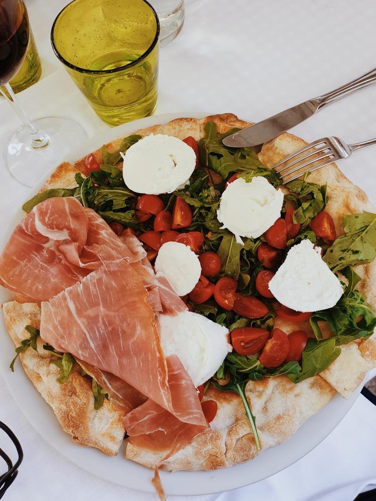 restaurant pizza rome piazza margana