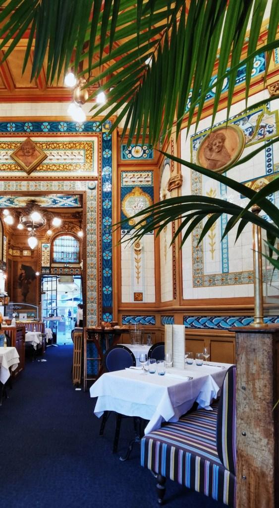 restaurant la cigale nantes histoire patrimoine