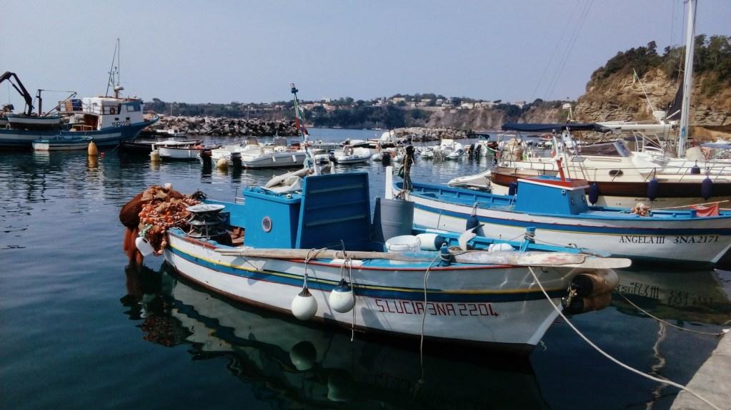 que faire procida marina coricella italie