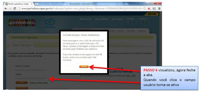 Como se cadastrar no Portal de Periódicos da CAPES