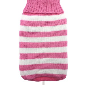 Pink-Candy-Stripe-Dog-Jumper