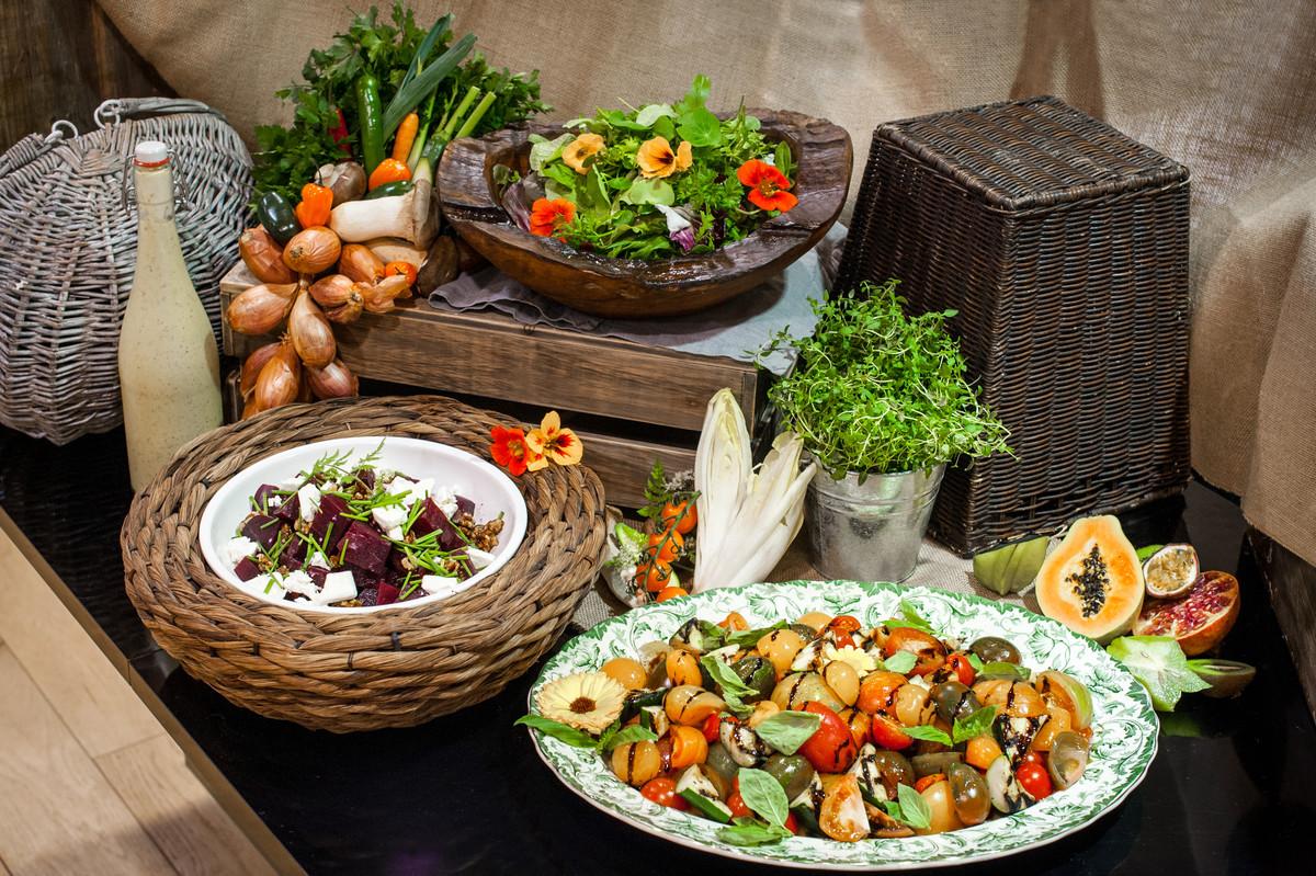 Menus And Food Ideas For Weddings & Parties