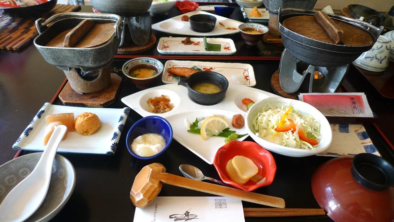 鬼怒川溫泉飯店早餐