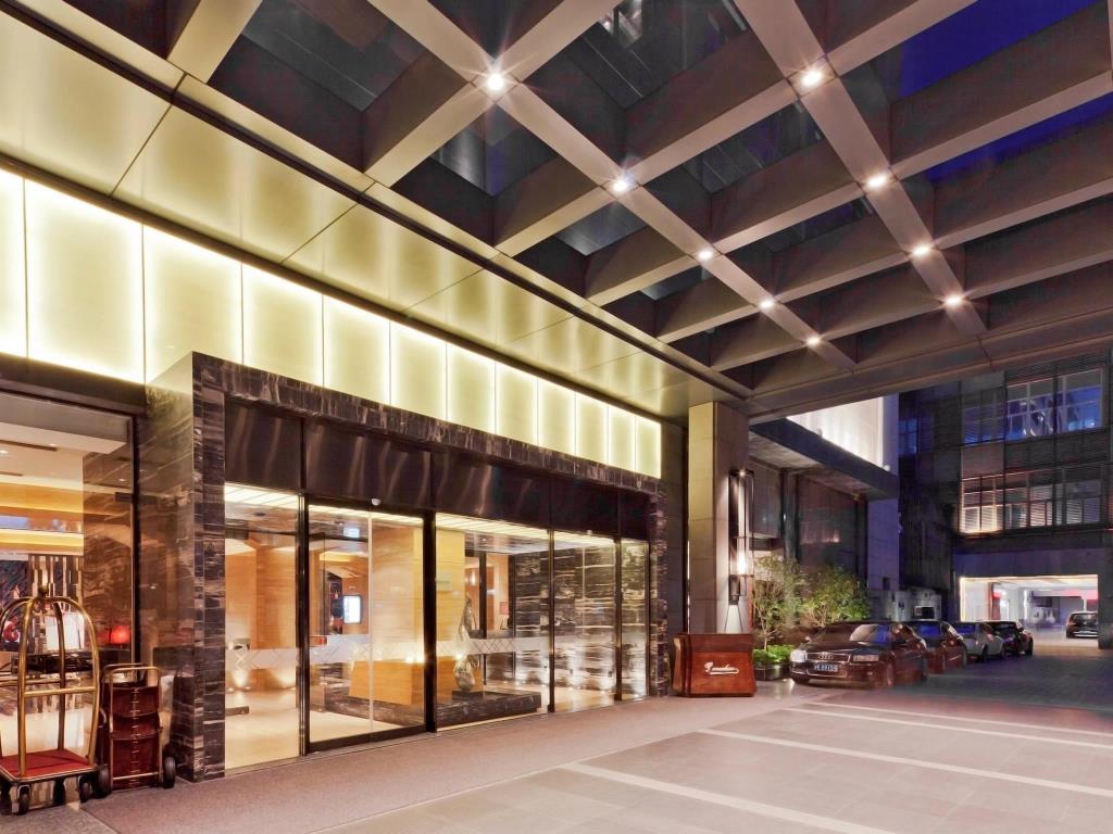 上海靜安鉑爾曼酒店