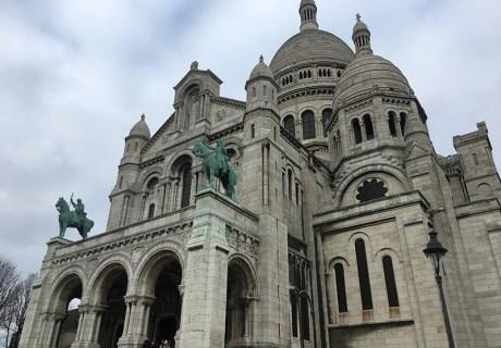 巴黎聖心堂