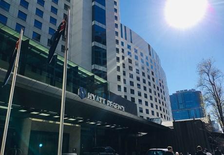 雪梨雪梨凱悅酒店Hyatt Regency Sydney