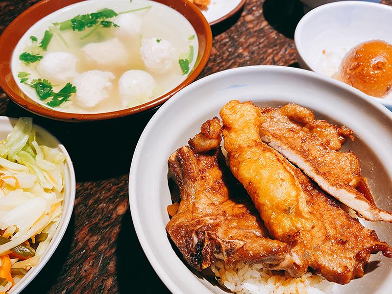 金仙魯肉飯松山店