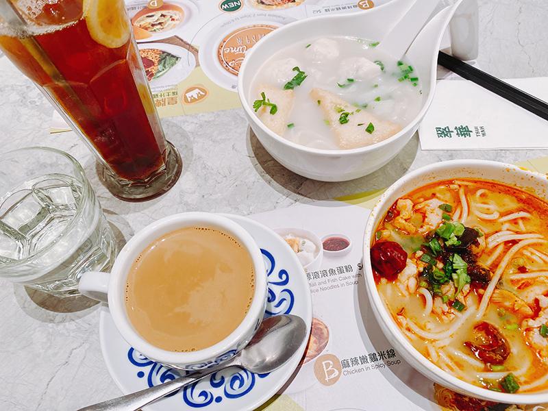 翠華餐廳銀河分店