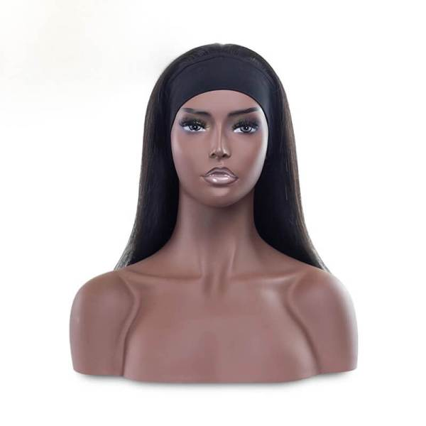Straight Headband Wig Unit